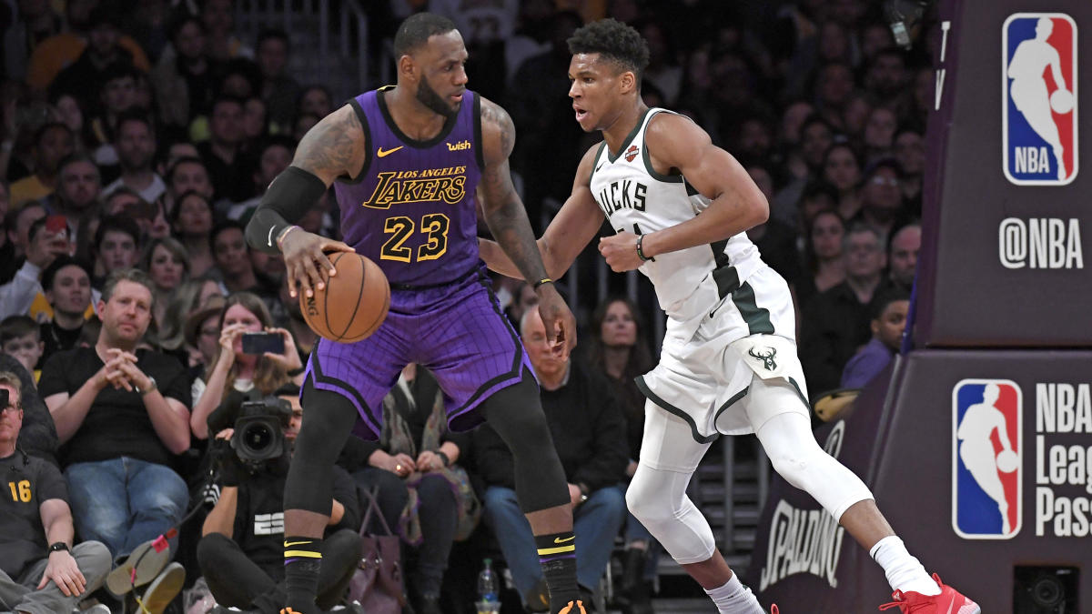 As LeBron James and Giannis Antetokounmpo face off, comparisons run wild, but winning MVP is where they end