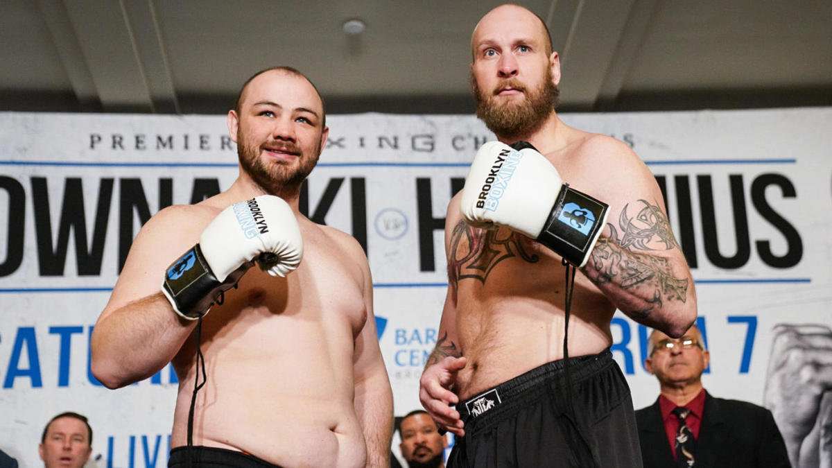 Adam Kownacki vs. Robert Helenius fight prediction, undercard, start time,  preview - CBSSports.com