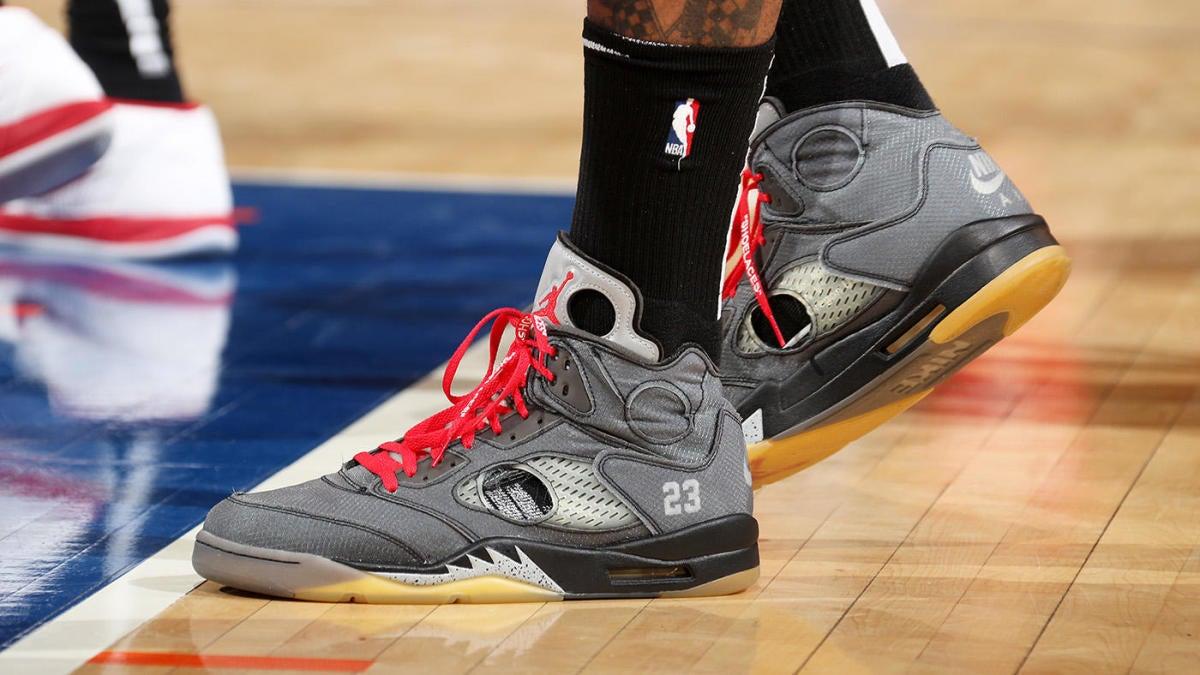 NBA Sneaker King Power Rankings