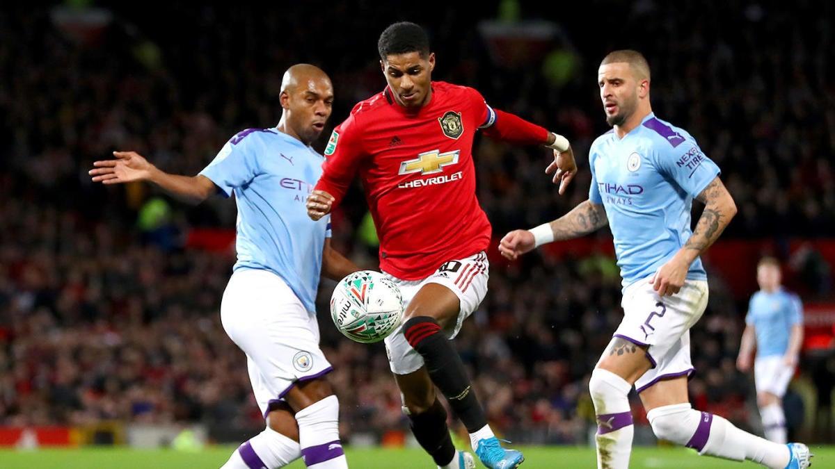 Manchester United vs. Manchester City score: Live Premier ...