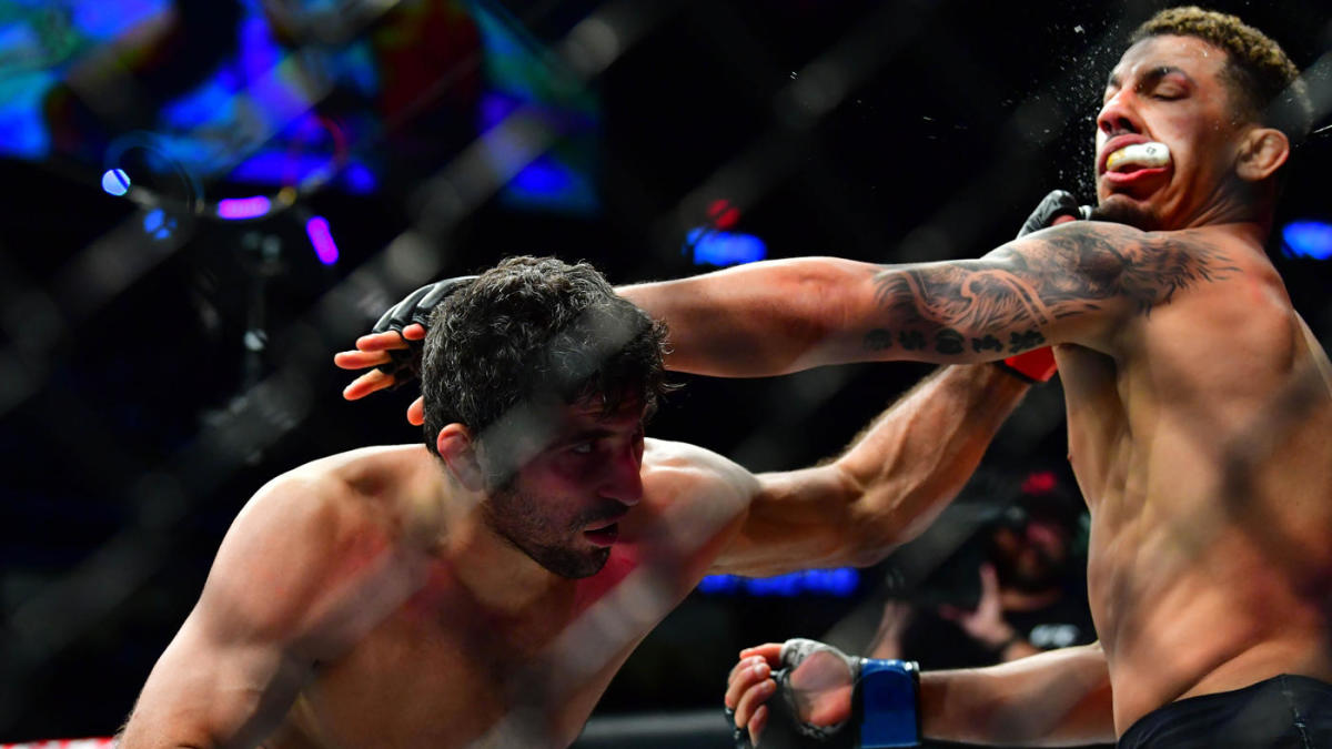 UFC 248 results, highlights: Beneil Dariush scores early Knockout ...