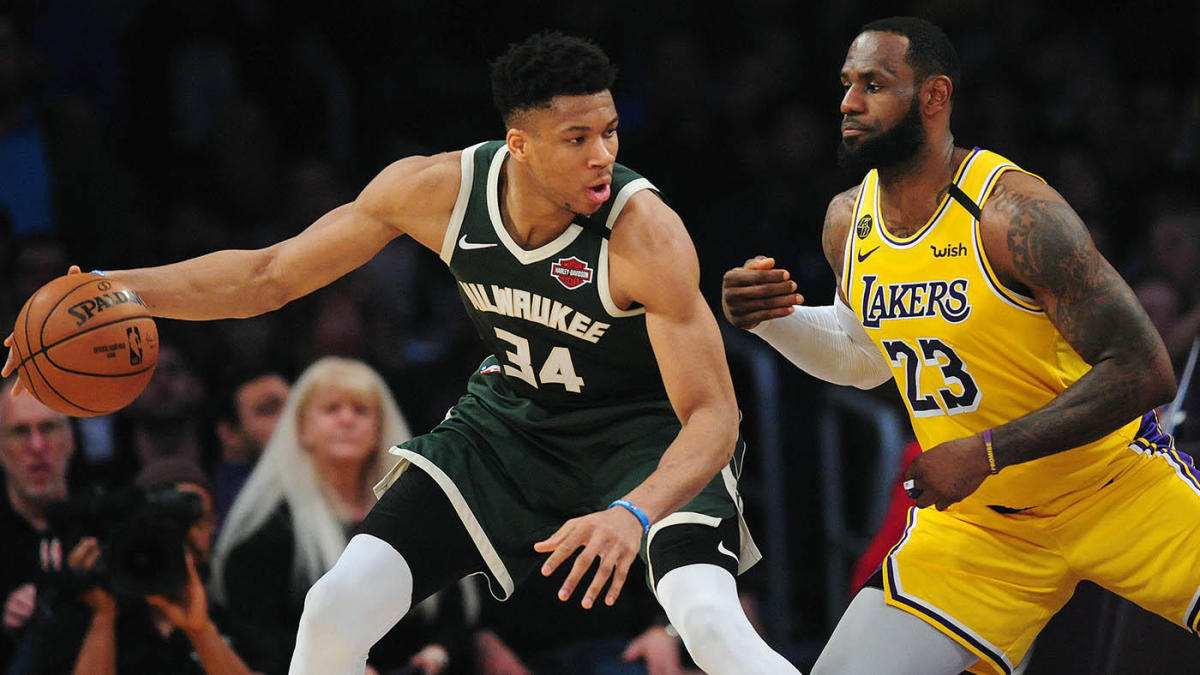 Giannis Antetokounmpo is still the MVP front-runner over LeBron ...