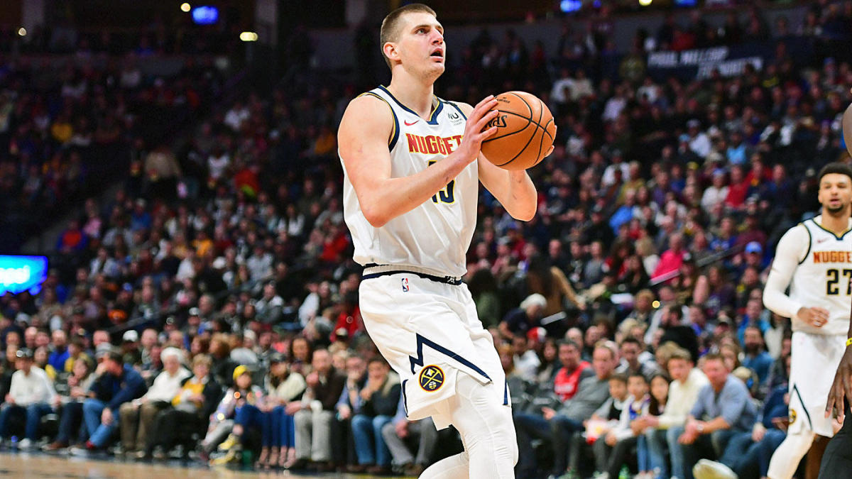 Nuggets All Star Nikola Jokic Appears To Have Lost A Lot Of Weight But Is That Good For His Game Cbssports Com