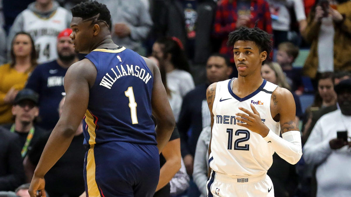 NBA公佈最新一期新秀榜!莫蘭特繼續領跑,Zion僅排名第三!