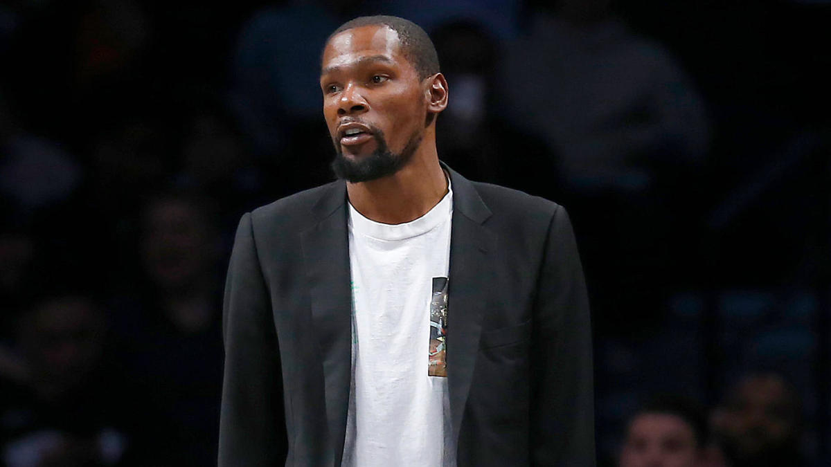 Kevin Durant will not play for the Nets at Disney, says 'my season is over'