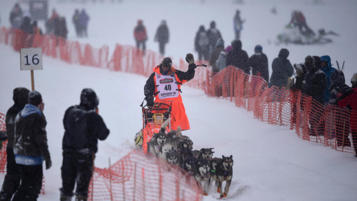 Iditarod winner Thomas Waerner stranded in Alaska for months due to the COVID-19 pandemic