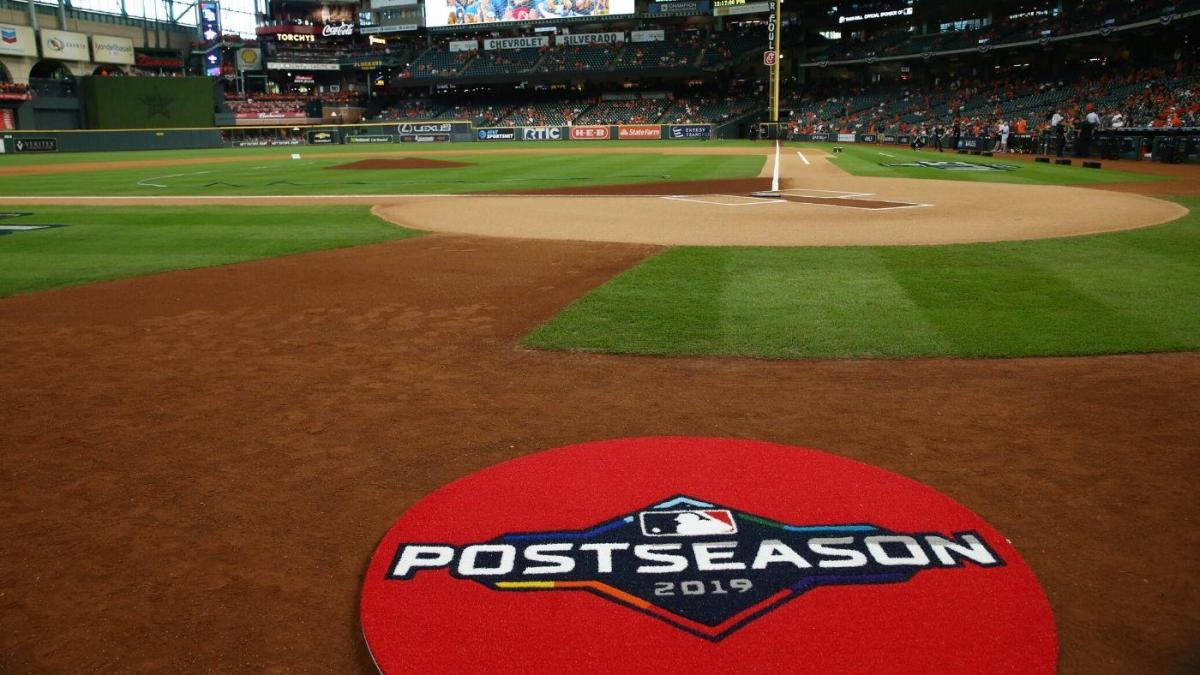 Mlb Players Association Remains Open To Negotiating Over Expanded Postseason Per Report Cbssports Com
