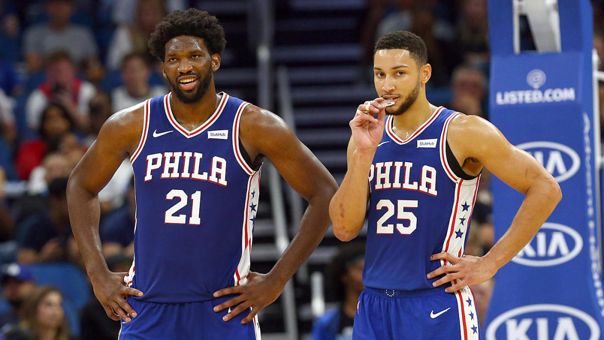 76ers still have major questions looming beyond Joel Embiid and Ben Simmons with NBA season in limbo - CBSSports.com