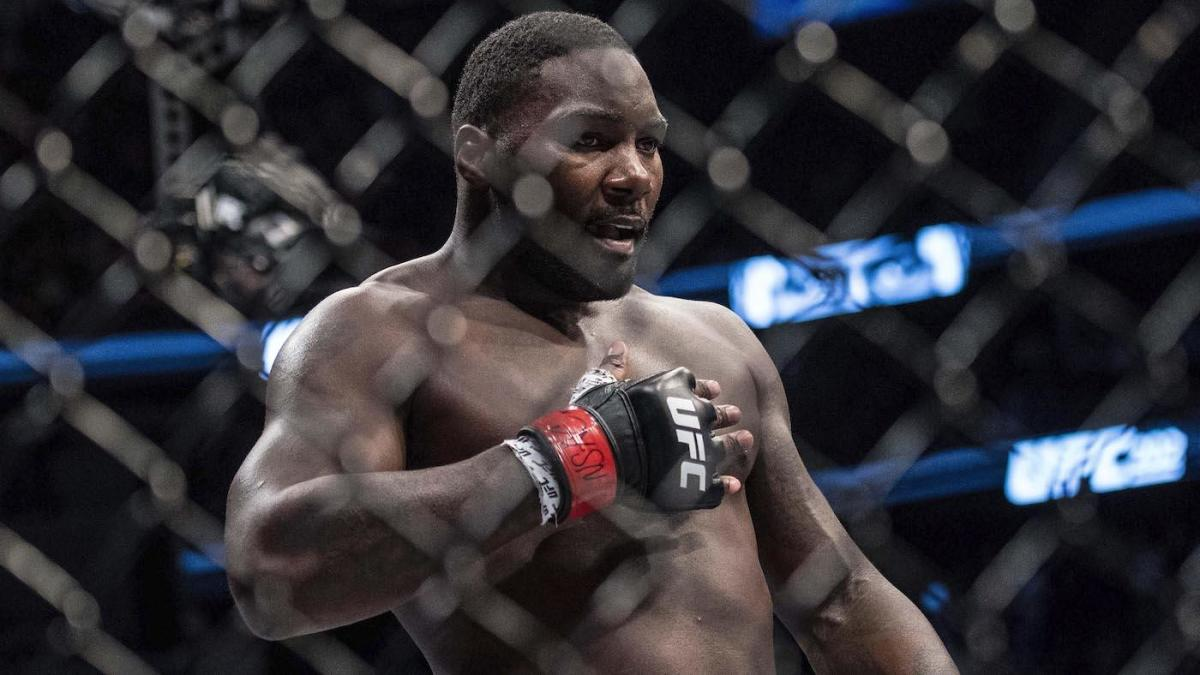 Anthony 'Rumble' Johnson details his UFC comeback plan: 'I'm trying to bury everybody'