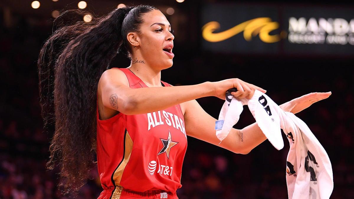 Las Vegas Aces star Liz Cambage to sit out 2020 WNBA season ...