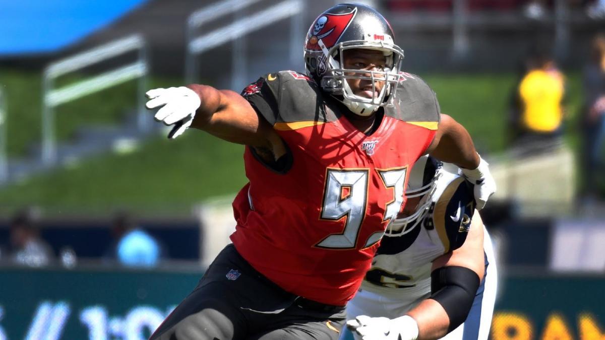 2020 NFL Free Agency: Buccaneers re-sign defensive lineman ...