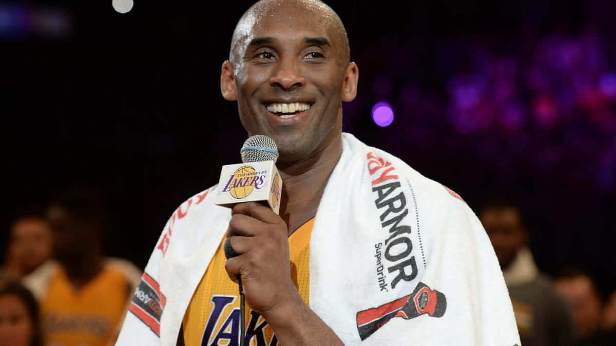 Towel used by Kobe Bryant in final game with Lakers sells for over $30,000 at auction