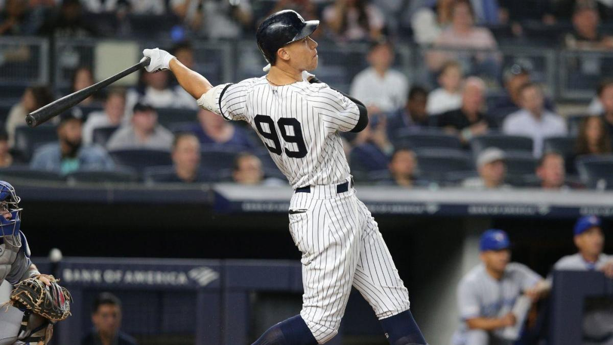 MLB Power Rankings: Rating each team's slugging prowess, with Yankees and Twins at the top