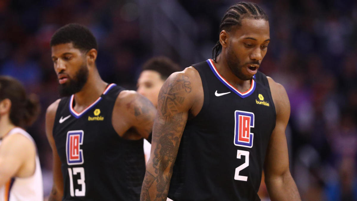 Here's how Kawhi Leonard and Paul George mixed for zero points in fourth quarter of Clippers' Game 7 loss thumbnail