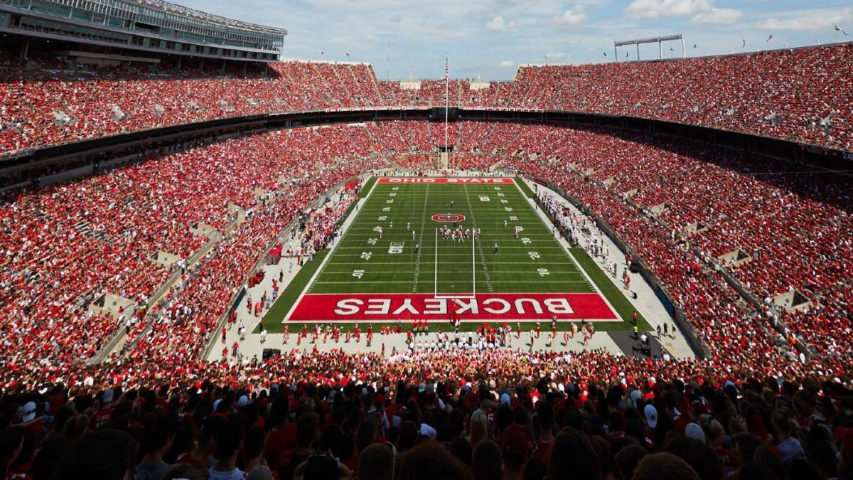 Ohio State Conceptualizing Models To Let 20 000 Fans Attend Football Games Ad Gene Smith Says Cbssports Com