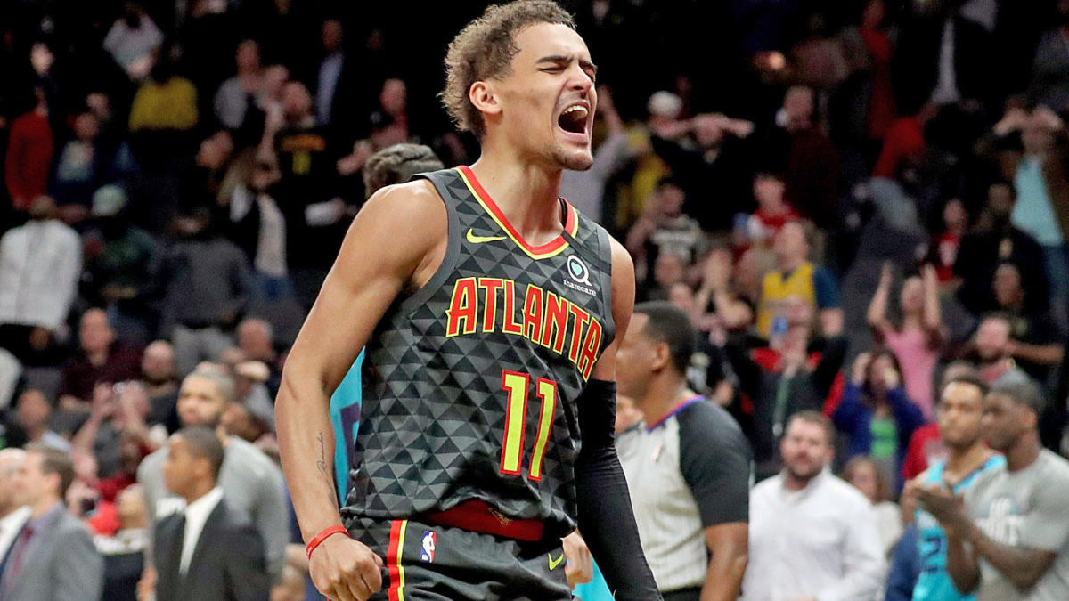Back again: The Atlanta Hawks 2020-21 preview: Trae Young and Co. will  score like crazy, but can they defend? - CBSSports.com