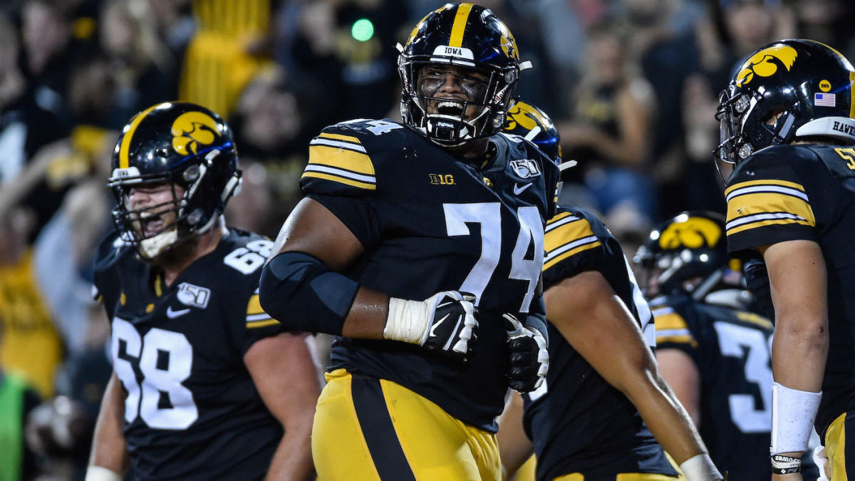 2020 NFL Draft: Tristan Wirfs has a colorful way to describe the ...