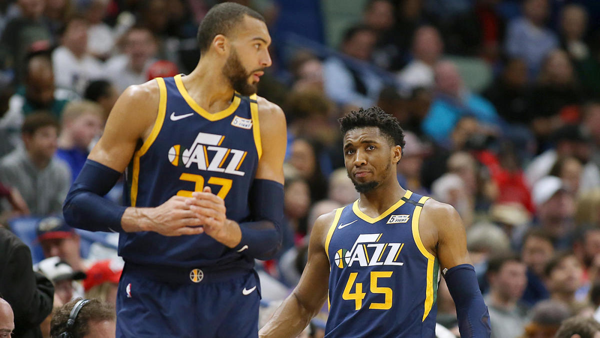 Rudy Gobert Trade Rumors Potential Destinations For Utah S Star And How The Jazz Should Proceed From Here Cbssports Com