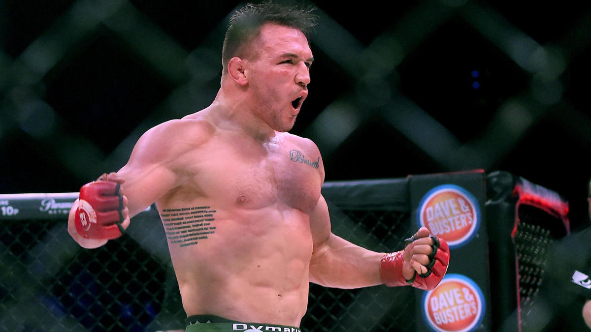 Michael Chandler signs UFC deal, will serve as back up for Khabib  Nurmagomedov vs. Justin Gaethje at UFC 254 - CBSSports.com