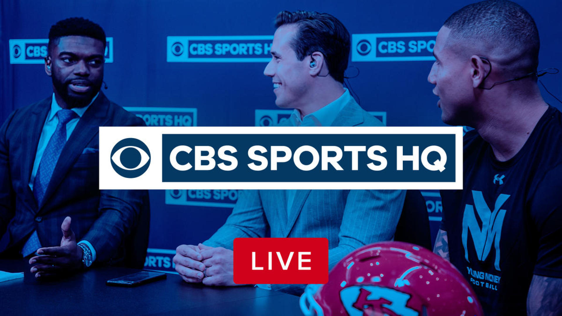 Cbs Sports Hq Nfl Halftime Show Cbssports Com