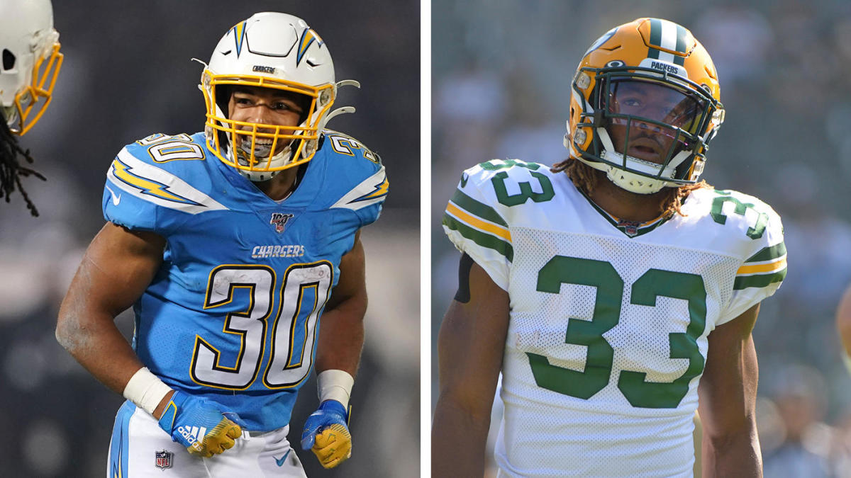 2020 Nfl Draft Winners And Losers From Day 2 See Austin Ekeler Aaron Jones Moving In Opposite Directions Cbssports Com