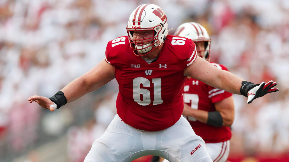 Cowboys Draft Tyler Biadasz After Trade With Eagles Center Will Compete To Replace Travis Frederick Cbssports Com