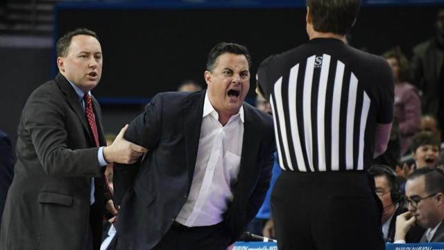 Ncaa Notice Of Allegations Against Arizona Coach Sean Miller Include Nine Charges Of Misconduct Per Report Cbssports Com