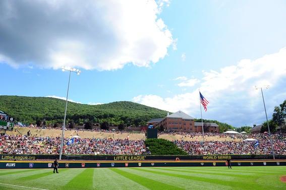 Baseball: Little League World Series-Caribbean Region vs Southwest Region