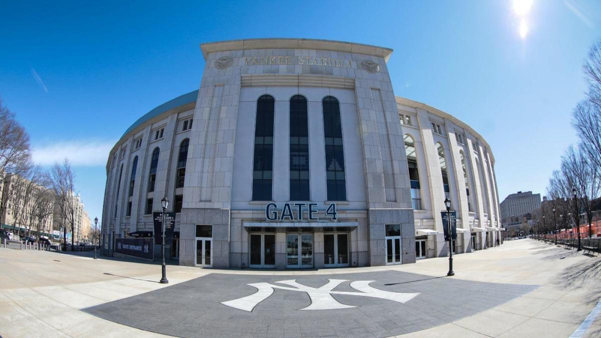 Yankees owner hopes to have fans during 2020 season, fill Yankee Stadium '20-30 percent'