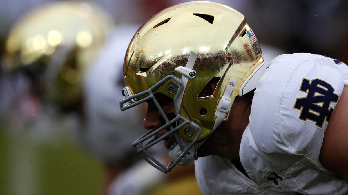 Notre Dame Football Schedule 2020 Florida State Among New Acc Opponents Annual Navy Game In Limbo Cbssports Com