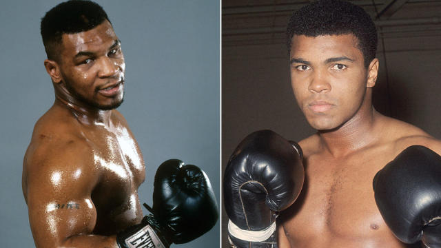 The Greatest Heavyweight Boxers Of The Past 50 Years Where Do Muhammad Ali And Mike Tyson Rank Cbssports Com