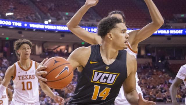 Texas Tech Lands Coveted Transfer Marcus Santos Silva As Chris Beard Reloads Red Raiders Roster Cbssports Com