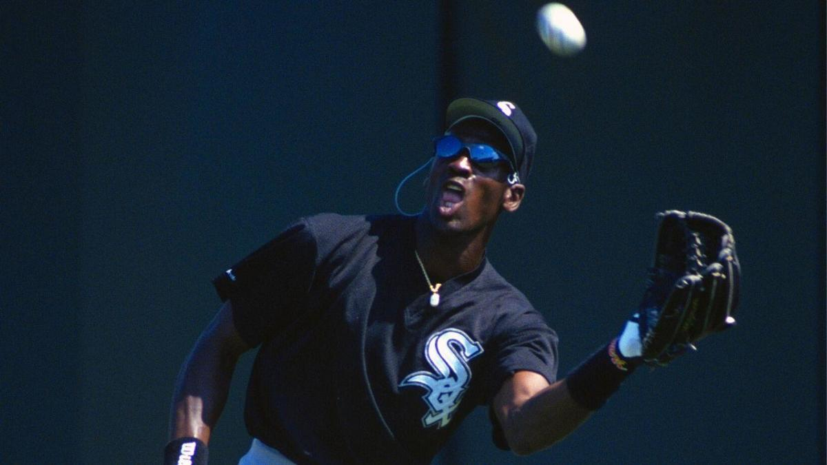 Marco de referencia transferencia de dinero victoria  Michael Jordan's baseball teammates explain why he could've reached MLB and  what M.J. was like in Double-A - CBSSports.com