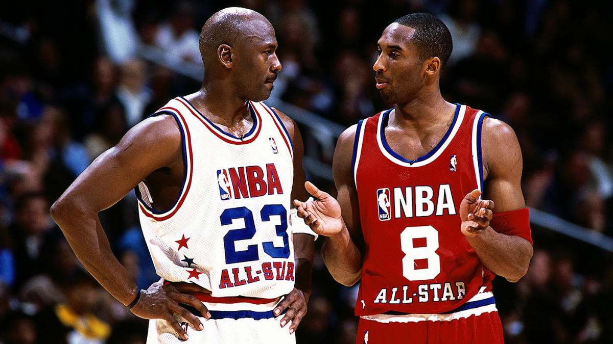 Kobe Bryant: I wouldn't have five championships without Michael Jordan