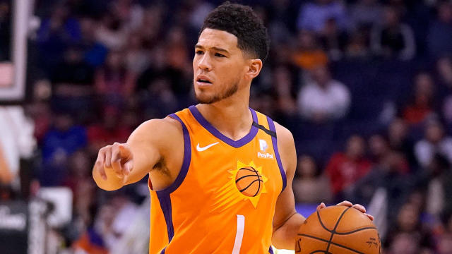 Devin Booker can shed 'empty stats' label, but Suns must first provide  stability around him - CBSSports.com