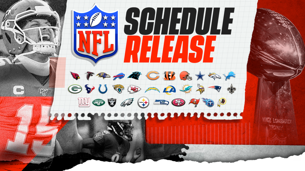 2020 Nfl Schedule Matchups Kickoff Times Tv Channel Every Matchup For All 32 Teams Cbssports Com