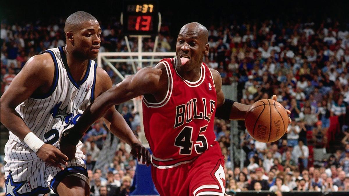 為什麼當年Michael Jordan會穿上45號球衣?   籃球時刻  籃球地帶- fanpiece
