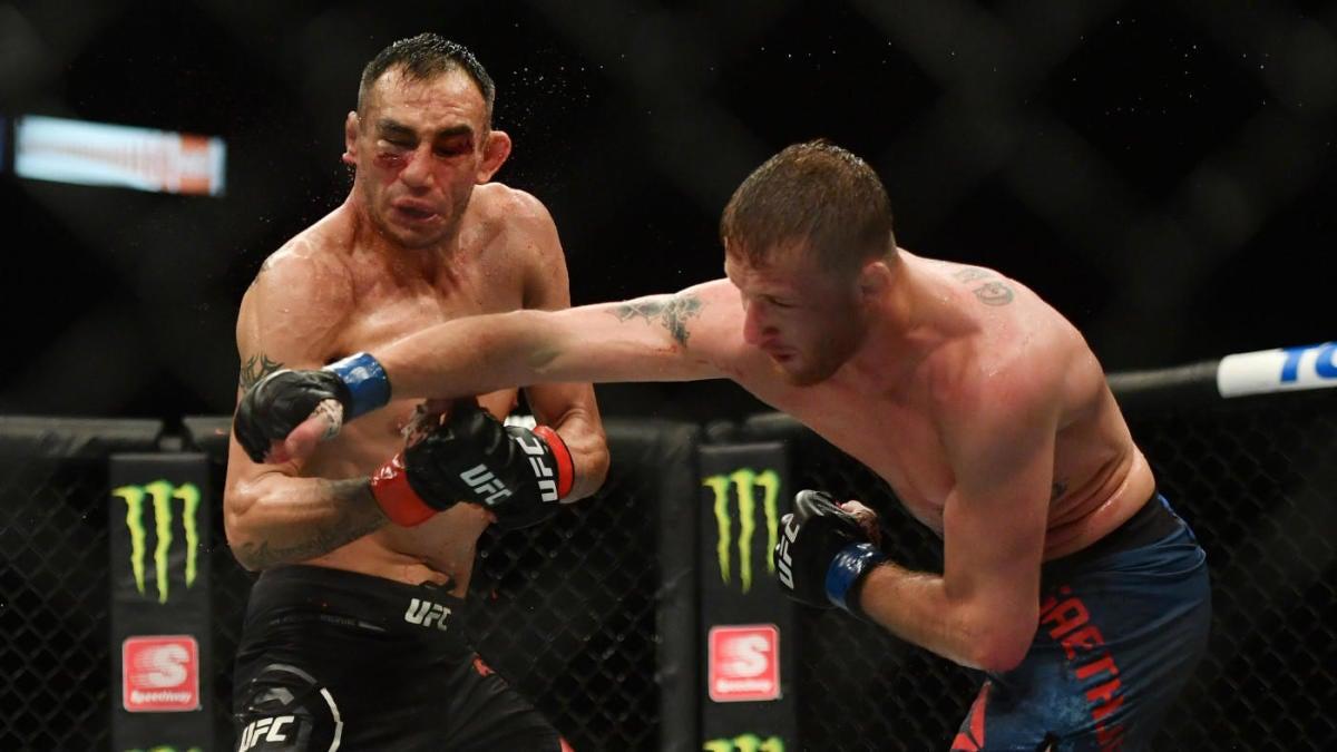 Tony ferguson fight ufc 249
