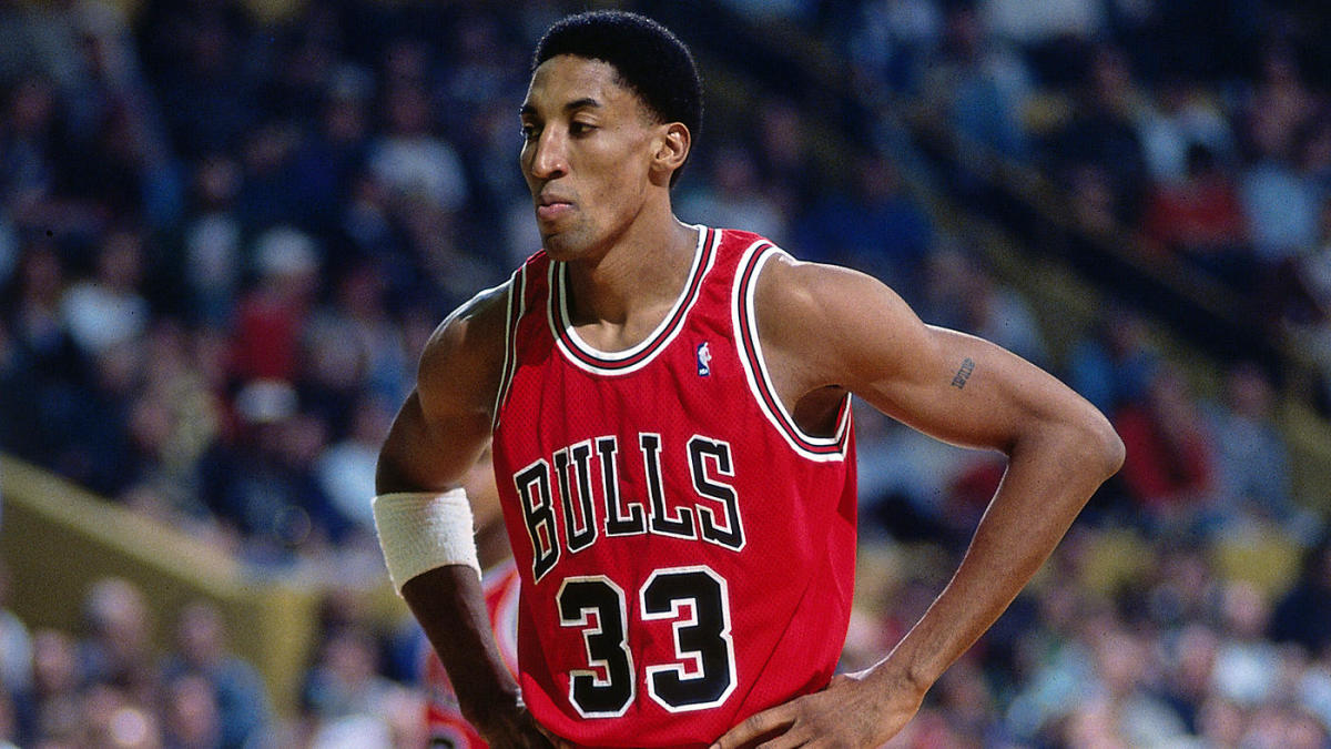 Scottie Pippen Beyond Livid At Michael Jordan For Portrayal In The Last Dance Report Says Cbssports Com