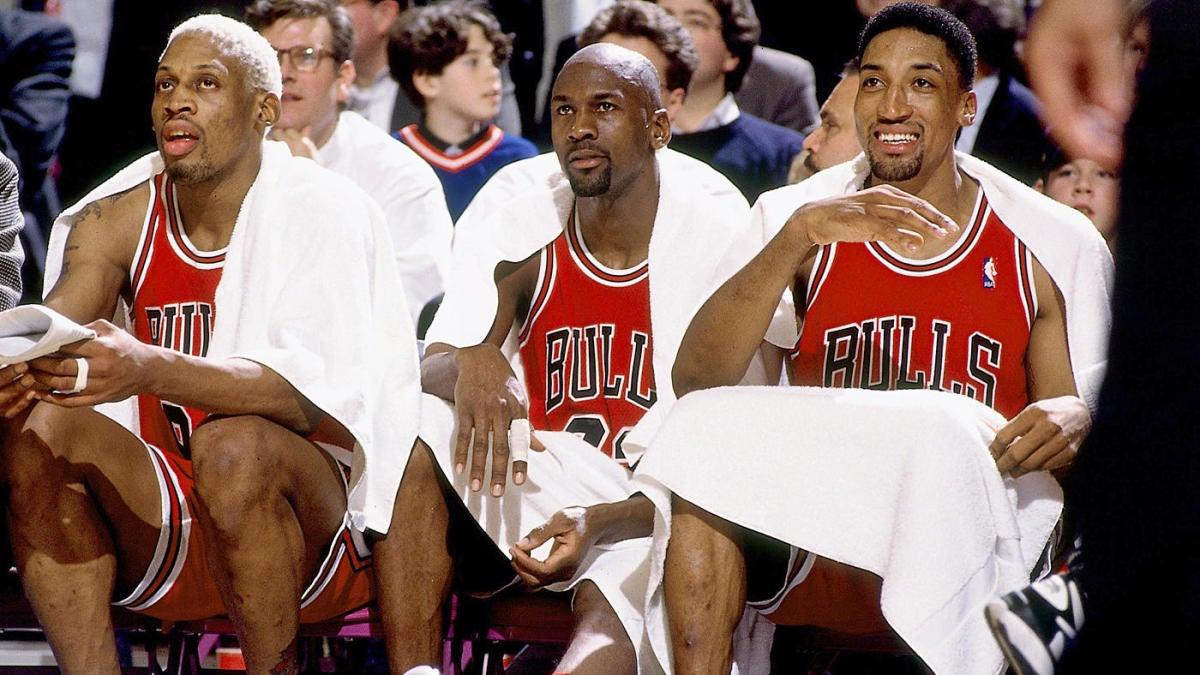 Michael Jordan 'The Last Dance': Dennis
