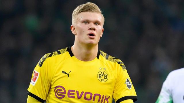 Erling Haaland Injury Borussia Dortmund Superstar Set To Miss Remainder Of Calendar Year Cbssports Com