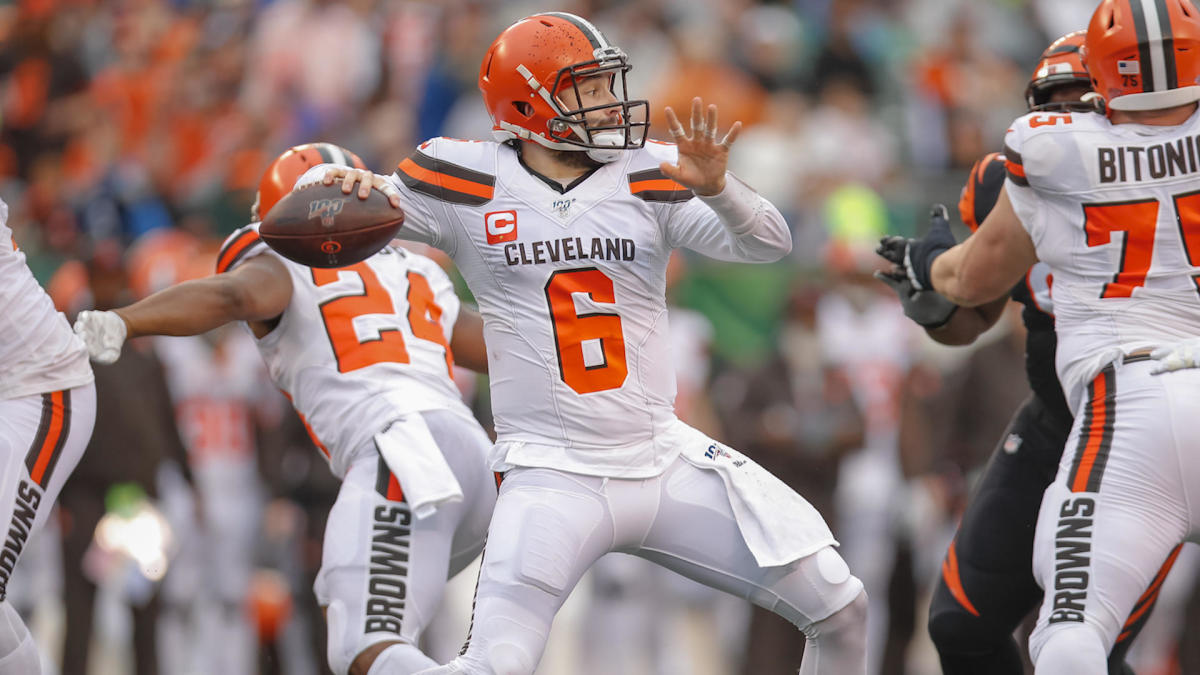 NFL Week 7 scores, highlights, updates, schedule: Baker ...