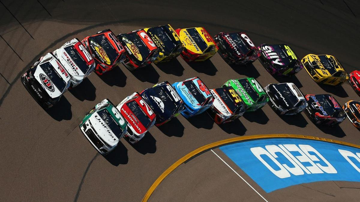 NASCAR at Indianapolis odds best predictions: 2020 Big Machine Hand Sanitizer 400 picks from top model – CBS Sports
