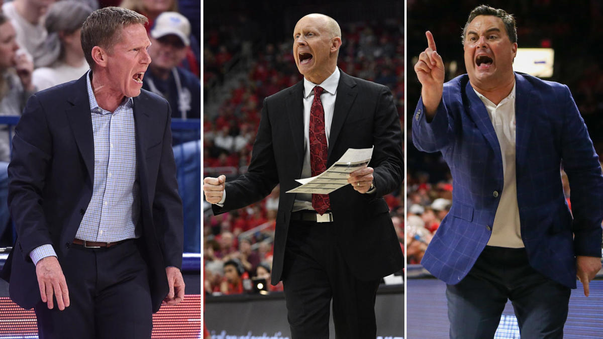 Top 10 Veteran College Basketball Coaches Next In Line To Win The Ncaa Tournament For The First Time Cbssports Com