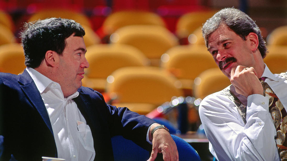The Last Dance': Jerry Krause refused reconciliation attempts from ...
