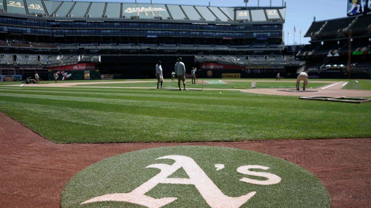 A's join Giants and offer MLB fans option to buy cardboard cutouts of themselves for empty stadiums