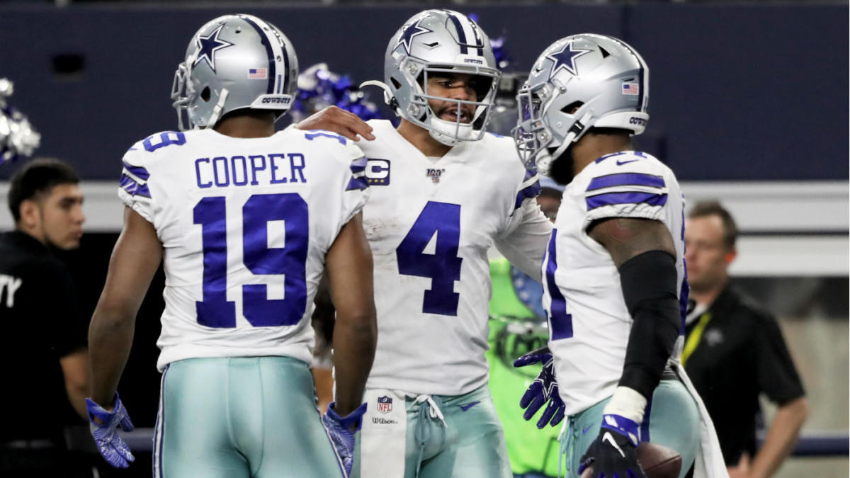 Ranking NFL 2020 'Triplets,' Part II: Here's a look at the top tiers, from 1-18
