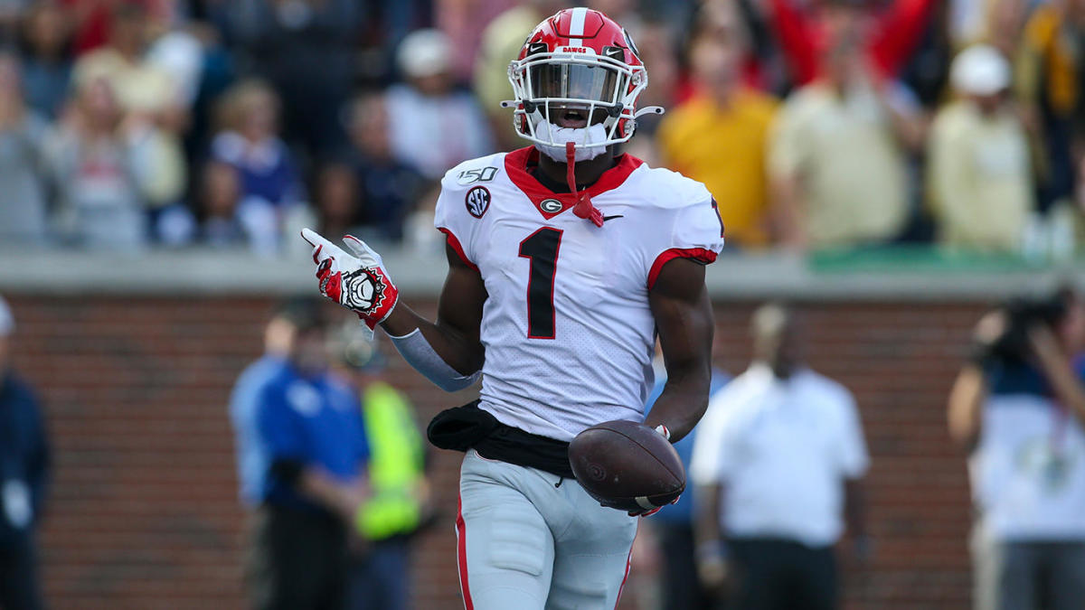 Preseason Top 25: Retooled No. 5 Georgia enters 2020 with one eye on College Football Playoff