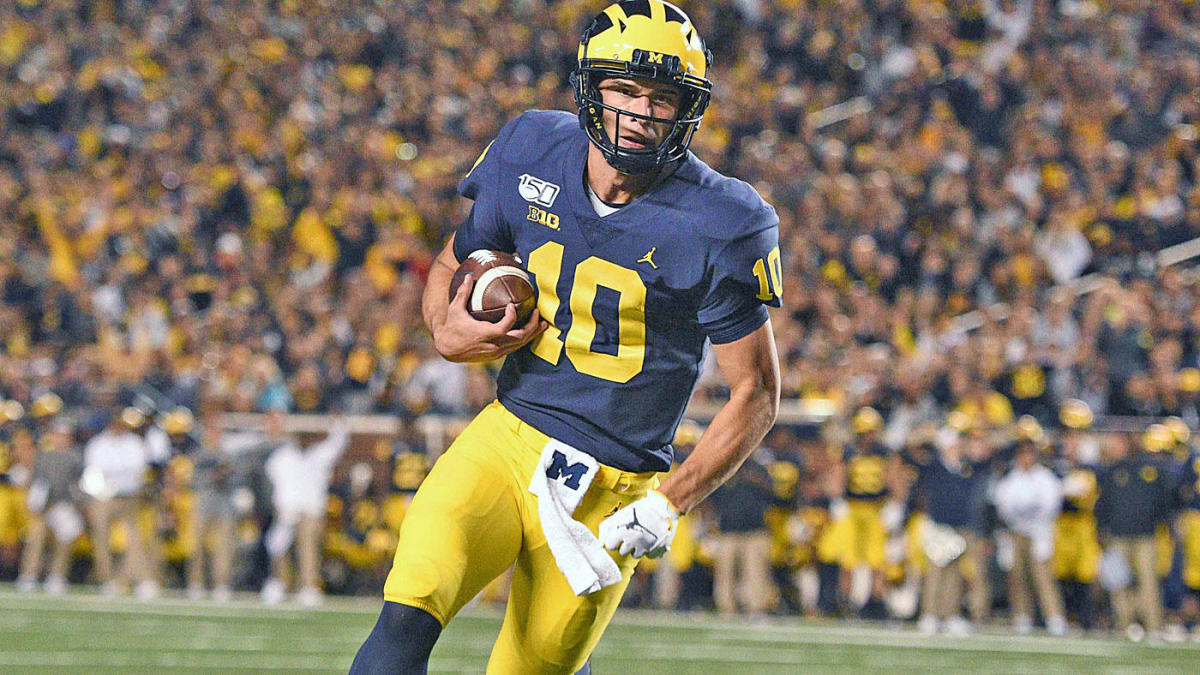 Michigan QB Dylan McCaffrey to opt out of 2020 season and ...