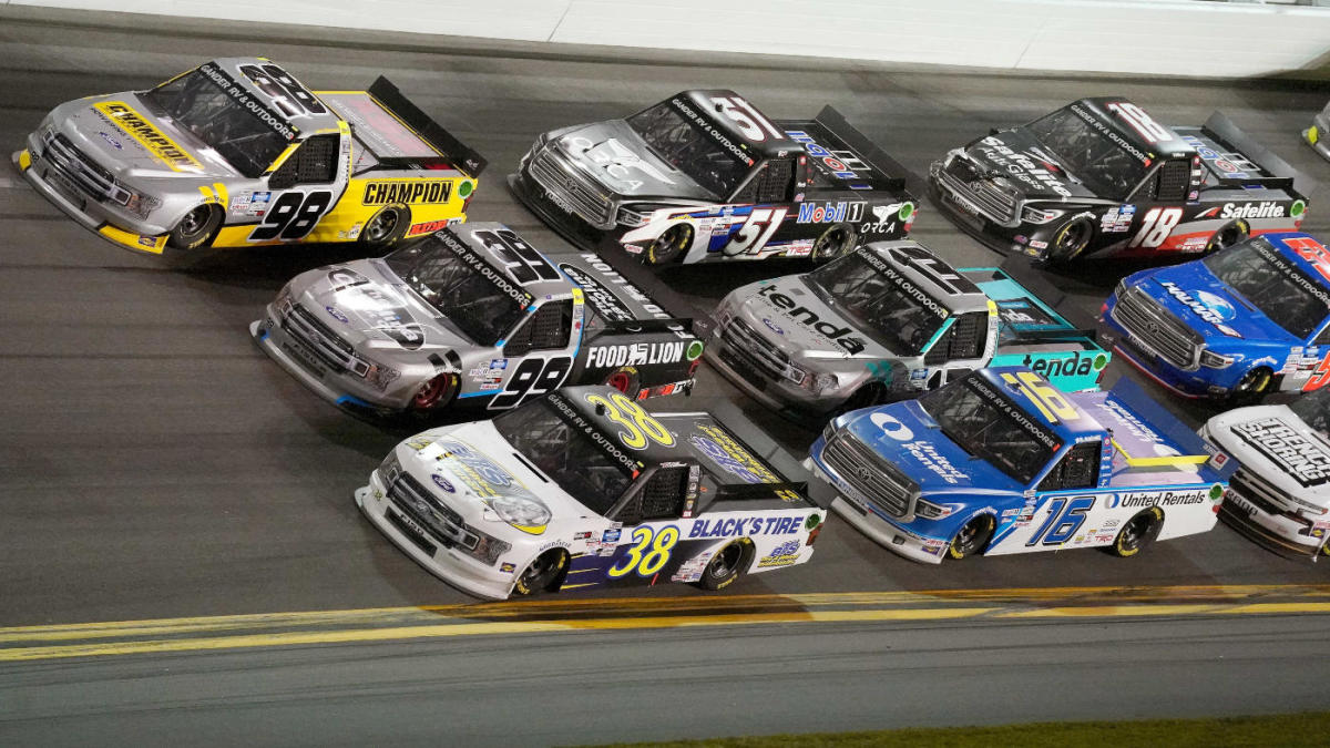 2020 North Carolina Education Lottery 200 odds, picks: Charlotte NASCAR Truck Series predictions by top model
